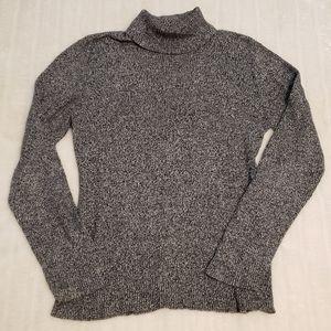 BOGO🦋 Liz Claiborne Cotton Ribbed Knit Sweater